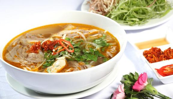 Chú Trung - Bún Bò