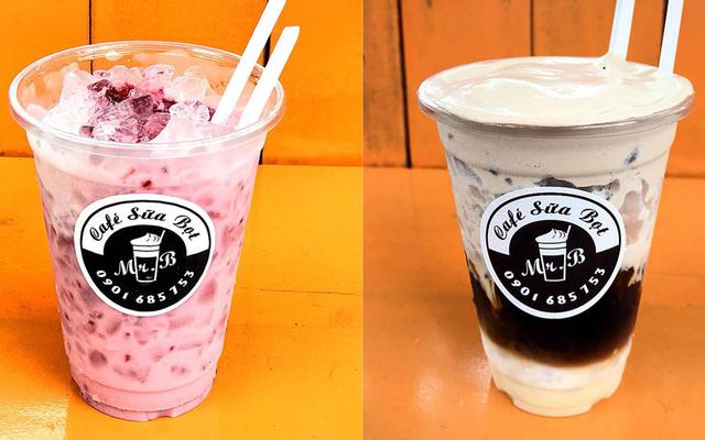 Mr. B - Café Sữa Bọt