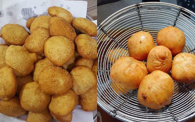 Bánh Tiêu & Bánh Bao Chiên - Vạn Kiếp