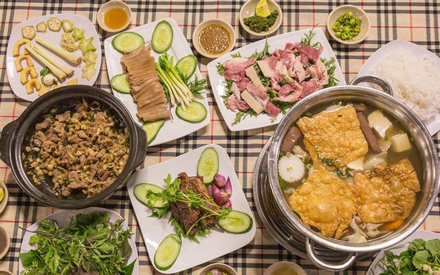 Hoa Lư Restaurant - Dê Núi Ninh Bình