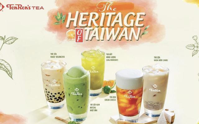 Ten Ren's Tea - Nguyễn Thị Thập