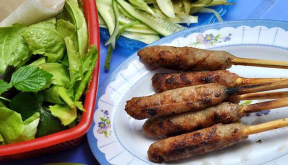 Bún Thịt Nướng & Nem Lụi - Huỳnh Ngọc Huệ