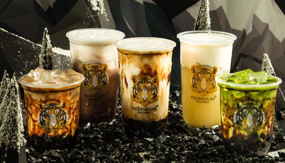 Tiger Sugar DeLivery - Đường Nâu Sữa Đài Loan - Đống Đa