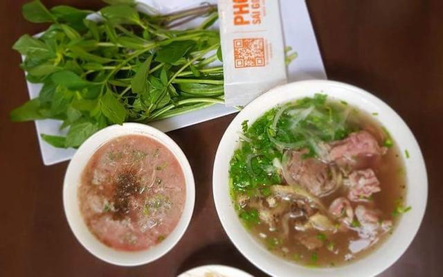 Phở Sài Gòn - Lê Hồng Phong