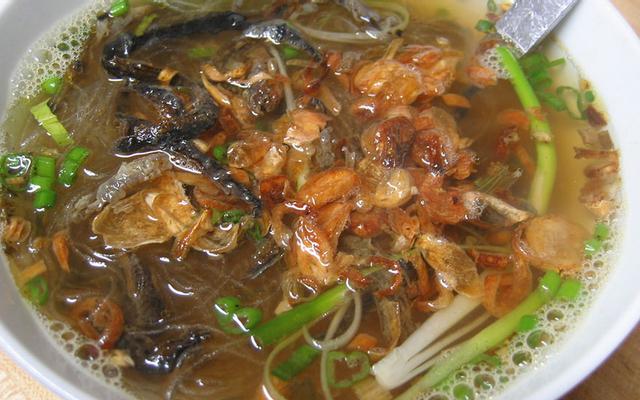 Lươn Đồng Xứ Nghệ - Miến Lươn & Cháo Lươn