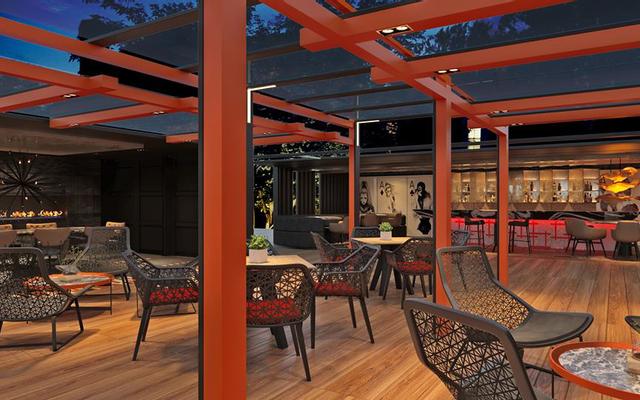 Smack Dab - Urban Lounge - JW Marriott Hotel Hanoi