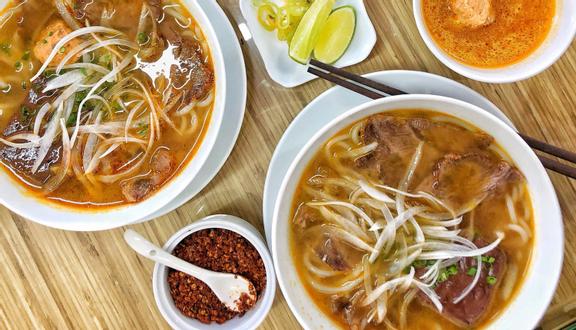 O Si - Bún Bò Huế - Kim Mã