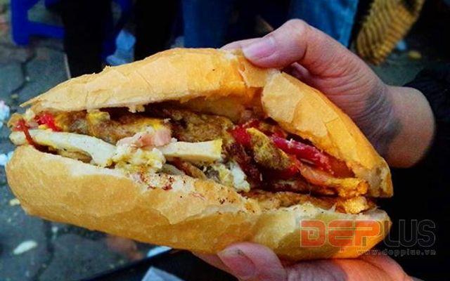 Bánh Mì Hà Nội - Thăng Long