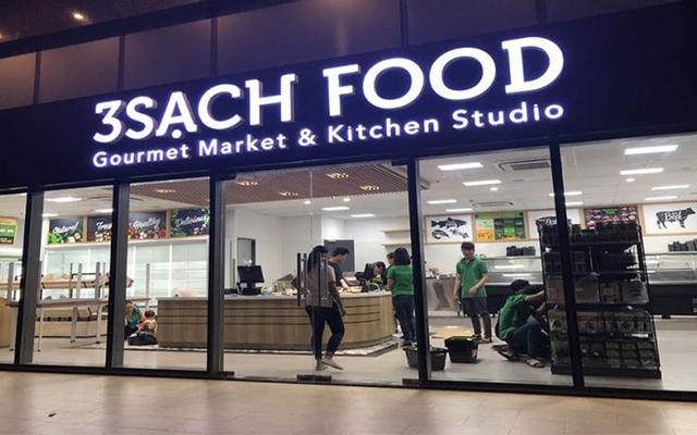 3Sach Food - Vinhomes