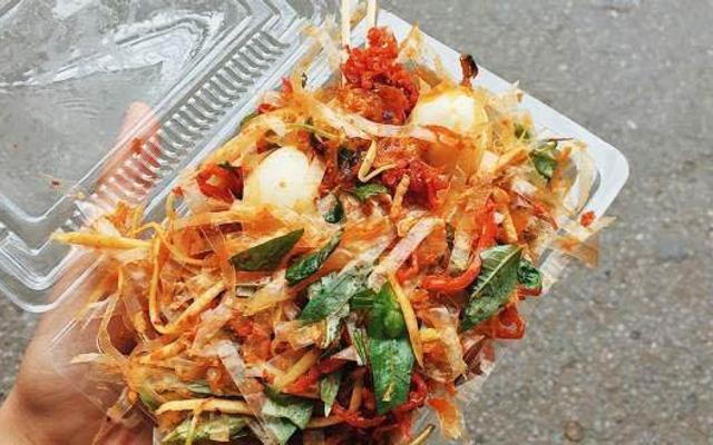 Bánh Tráng Trộn Sài Gòn - Chùa Láng