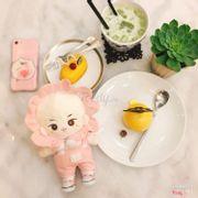Yuzu cake-Tropical Kiss-Matcha Latte