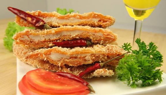 Gà rán Đài Loan Lam Chicken - Đồng Khởi