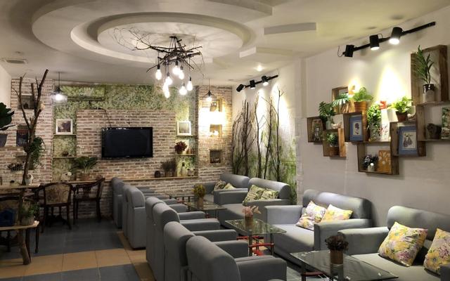 Myn Garden Cafe