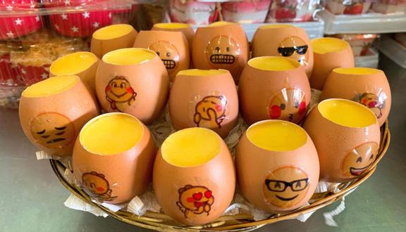 Bánh Trứng Gà Non Hong Kong - Nguyễn Thượng Hiền