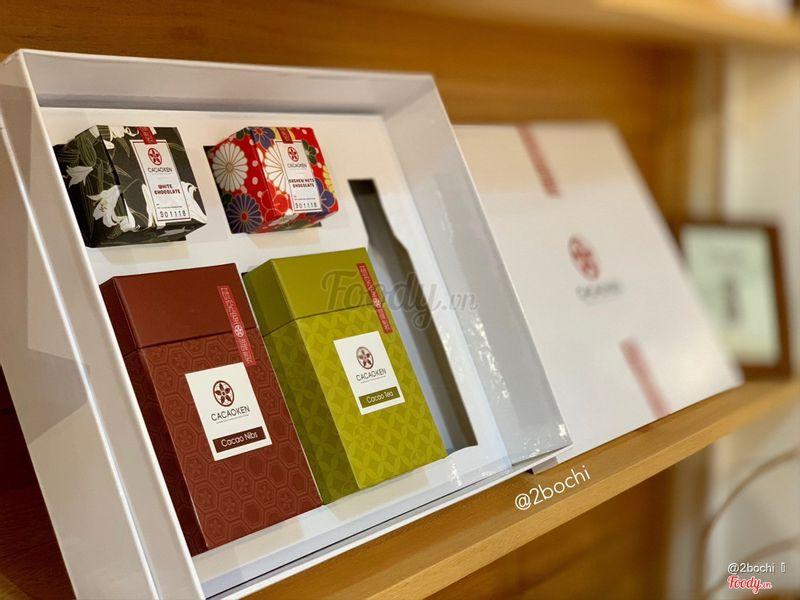 Cacao set quà tặng