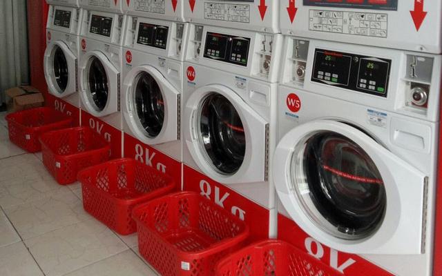 Cửa Hàng Giặt Sấy Hằng Ngày - Cư Xá Phú Lâm