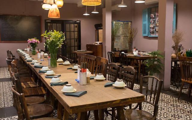 Quán Bụi Central