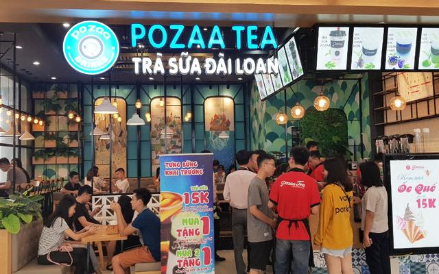 Trà Sữa Pozaa Tea - Big C Hải Phòng