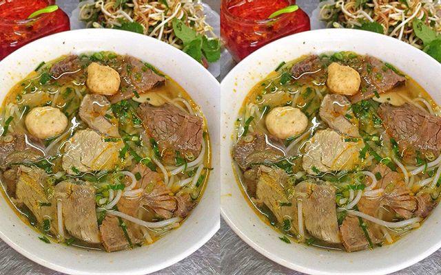 Sông Hương - Bún Bò Huế