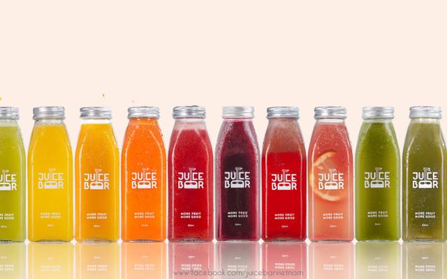 Juice Bar Vietnam - Nước Ép Trái Cây Tươi