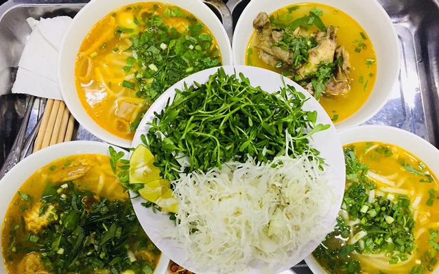 Bánh Canh Cá Lóc Trần - Kha Vạn Cân