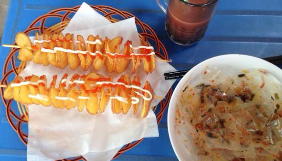 Hồng Hà - Bánh Tráng Trộn, Trà Sữa & Ăn Vặt