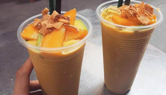 Fruity Homemade - Sinh Tố Trái Cây Nhà Làm