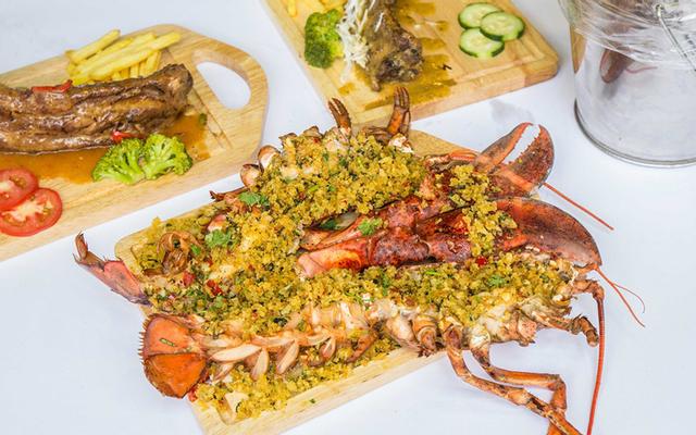 Namas - Seafood Restaurant & Bar