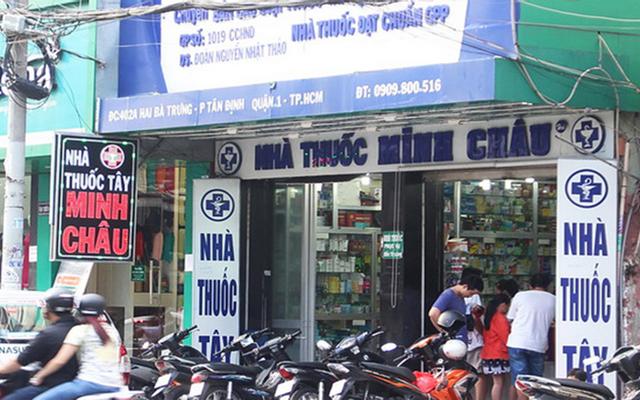 Nhà Thuốc Minh Châu - Nguyễn Hữu Cầu