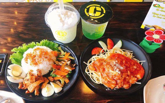 Khu C - Food & Drink