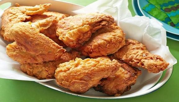 Baby Chicken - Gà Rán, Khoai Tây Chiên & Khoai Lang Lắc - Shop Online