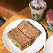 Tuna Egg Mayo Whole Wheat Sandwich