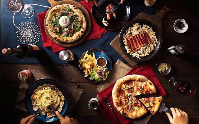 Capricciosa - Pasta & Pizza - Vincom Landmark 81