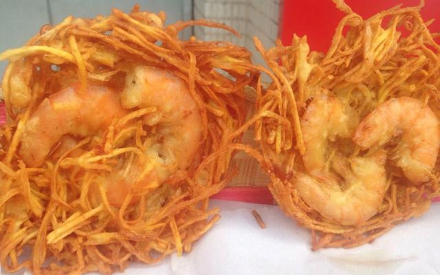 Huỳnh Kim - Bánh Mì Chiên Tôm - Lê Hồng Phong