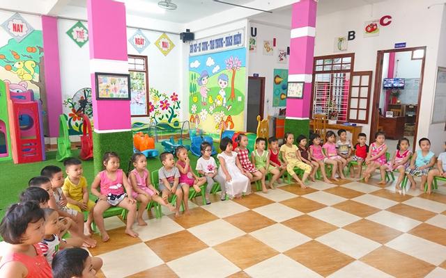 Mầm Non Minh Châu - Trưng Nhị
