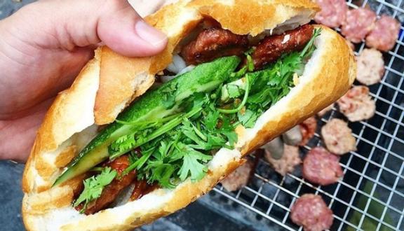 Bánh Mì Thịt Nướng - Dũng Sĩ Thanh Khê