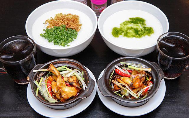 Sentosa Food - Cháo Ếch Singapore - Hậu Giang
