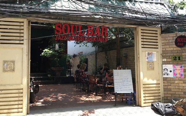 Soul Bar Hanoi - Đặng Thai Mai