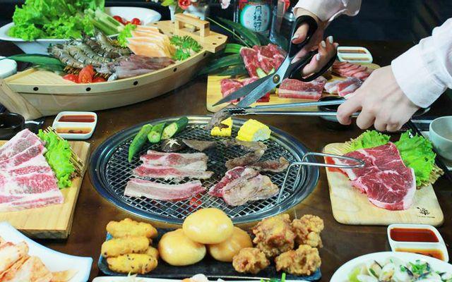 Kanpai - Buffet Nướng Lẩu Nhật Bản - Discovery Complex