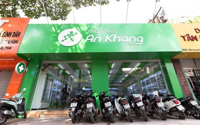 Nhà Thuốc An Khang - Lạc Long Quân