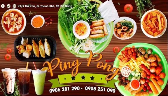 Pingpong - Ram Cuốn Cải & Ăn Vặt