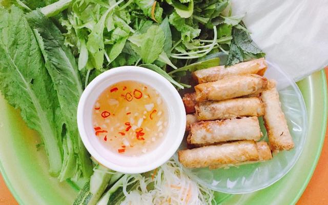 Pingpong - Ram Cuốn Cải & Ăn Vặt - Hà Khê