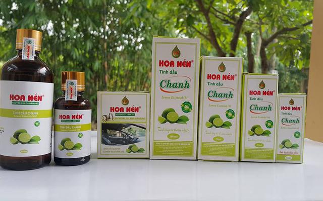 Tinh Dầu Hoa Nén Chi Nhánh Miền Nam