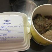 Ghi chú rõ ràng chỉ lấy thịt viên mà bếp cho đầy thịt miếng. Làm ăn chán kinh