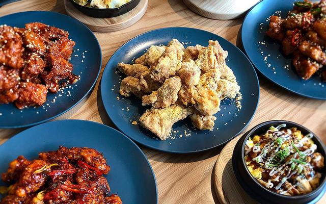 bb.q Chicken Premium - Nhà Hàng Hàn Quốc