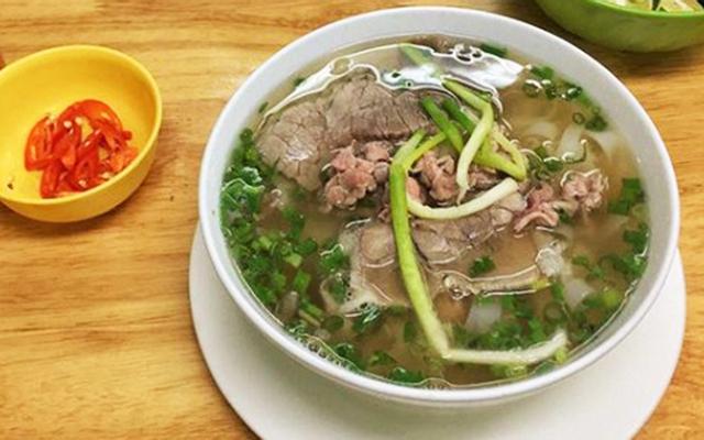 Phở Mai Đào Hà Nội