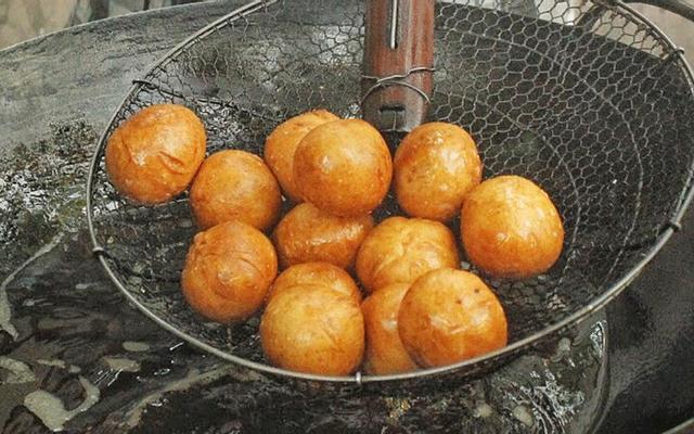 Cô Tiên - Bánh Tiêu & Bánh Bao Chiên