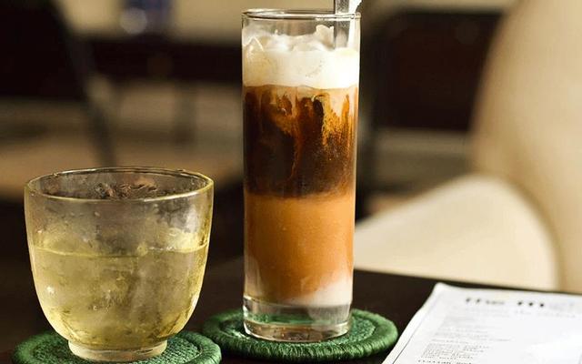 Saigon Coffee - Huỳnh Đình Hai