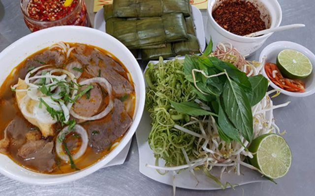 Kim Hương - Bún Bò Huế - Phan Văn Trị