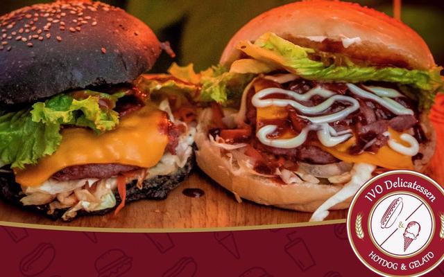 Ivo Deli Hội An - Burger & Kem Ý Gelato
